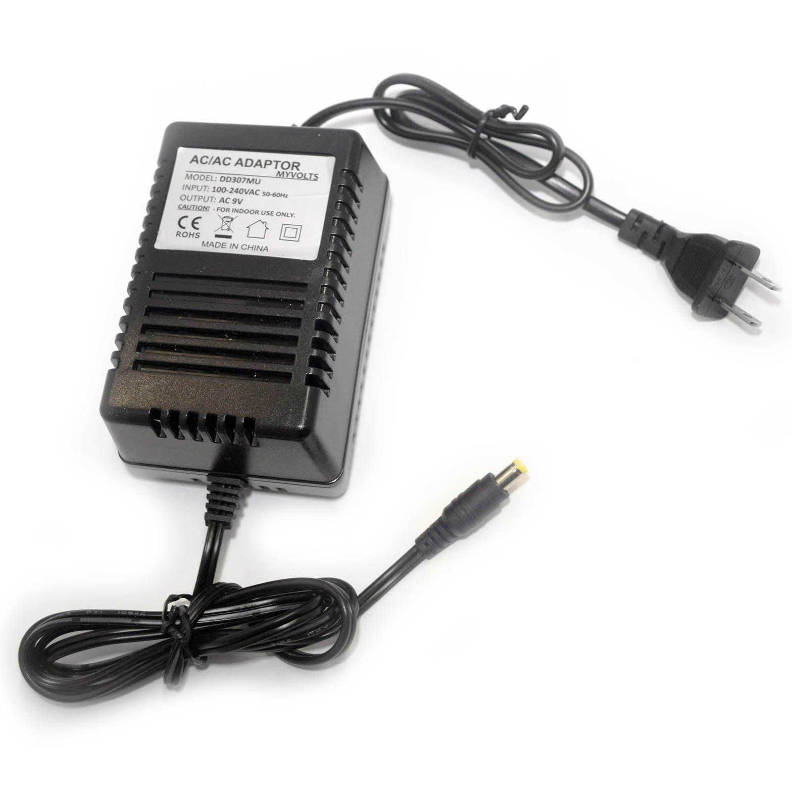 9V Ion iDM02 Drum machine replacement power supply adaptor - US plug