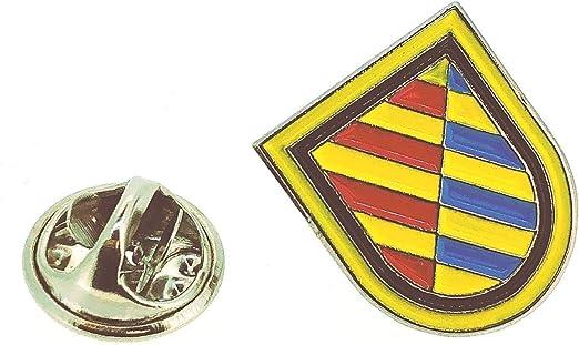 Gemelolandia Pin de Solapa Emblema de la UME Unidad Militar de Emergencias: Amazon.es: Ropa y accesorios
