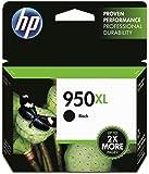 HP 950XL - Cartucho de tinta para HP Officejet Pro 8100, 8600, negro