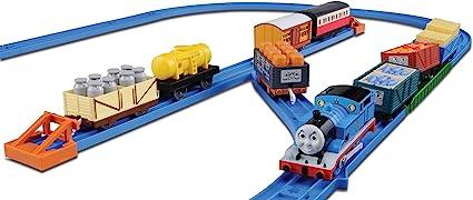 Amazon.com: Takara Tomy Tomica PraRail Thomas & Friends Train ...