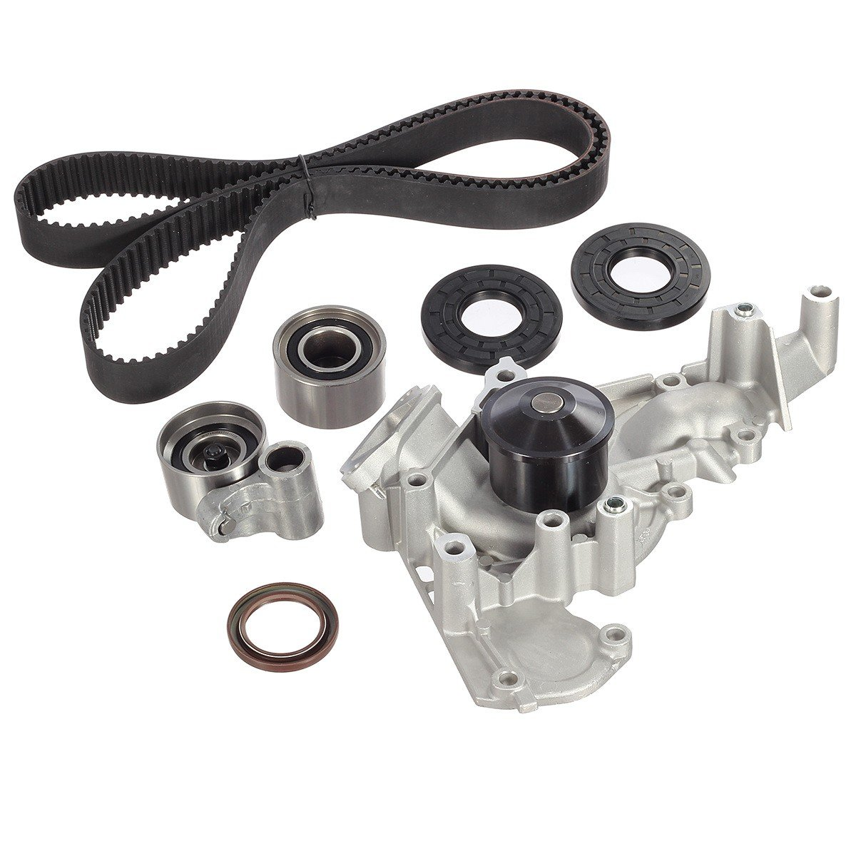 Tkt 021 Tkt021 Engine Timing Belt Kit With Water Pump 2000 Saab 9 3 Fit For Lexus Toyota Automotive