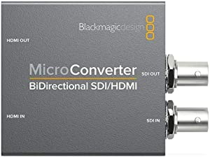 Blackmagic Design Micro Converter BiDirectional SDI/HDMI/PSU