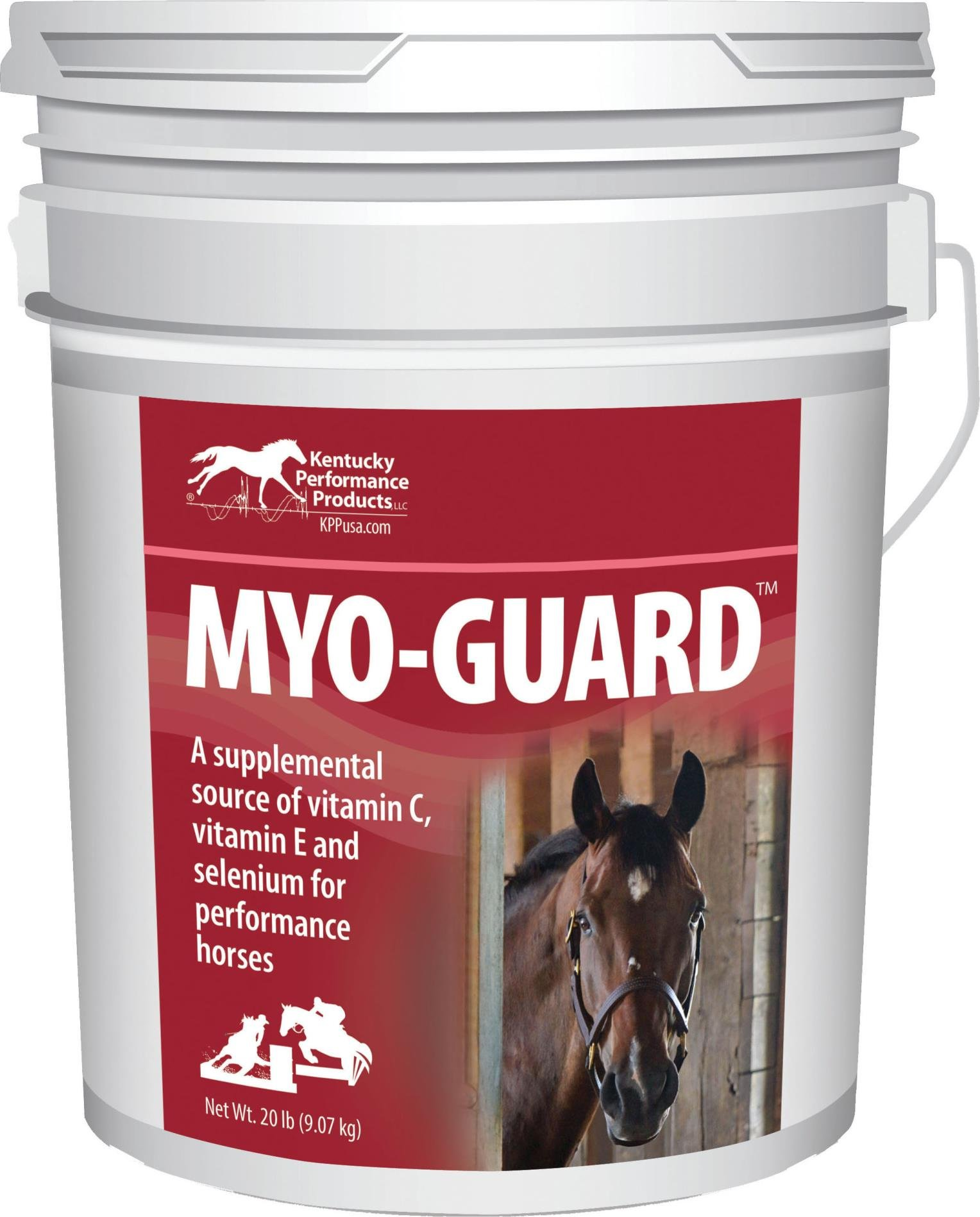 DPD MYO-Guard Performance Supplement for Horses - 20 Pound by DPD (Image #1)