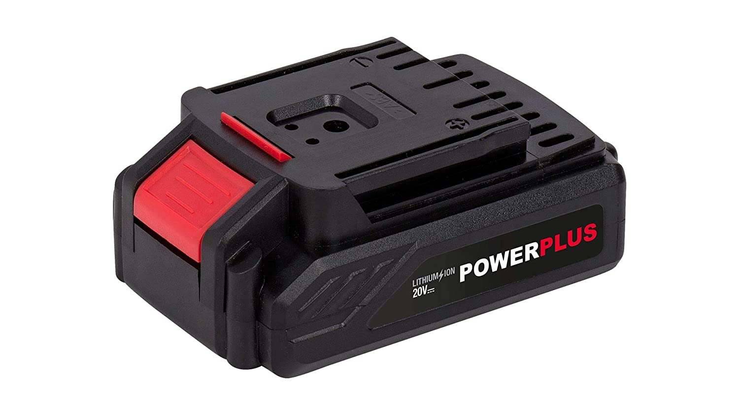 POWER plus POWC1071 - Taladradora (20 V, ion de litio), color gris: Amazon.es: Bricolaje y herramientas