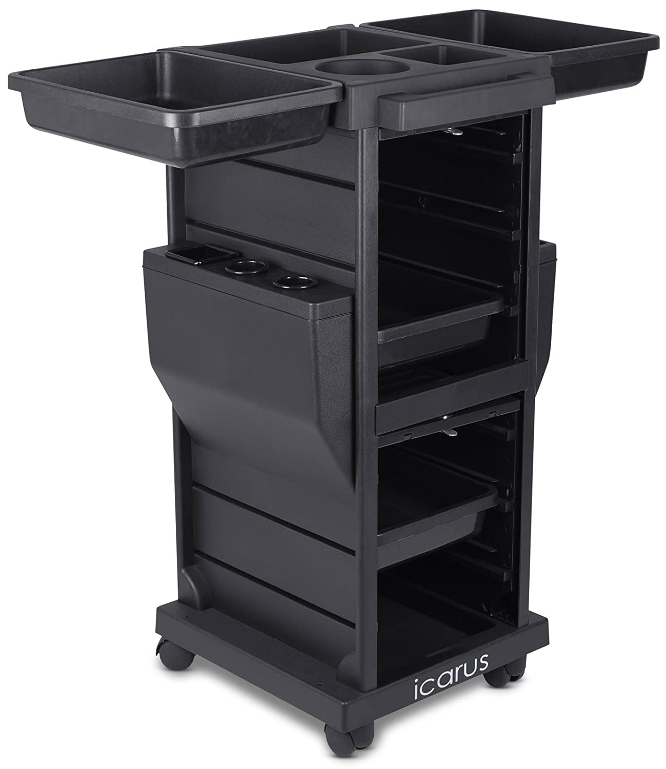 """Amazon Icarus """"Cosmo"""" Lockable Rollabout Trolley With"""