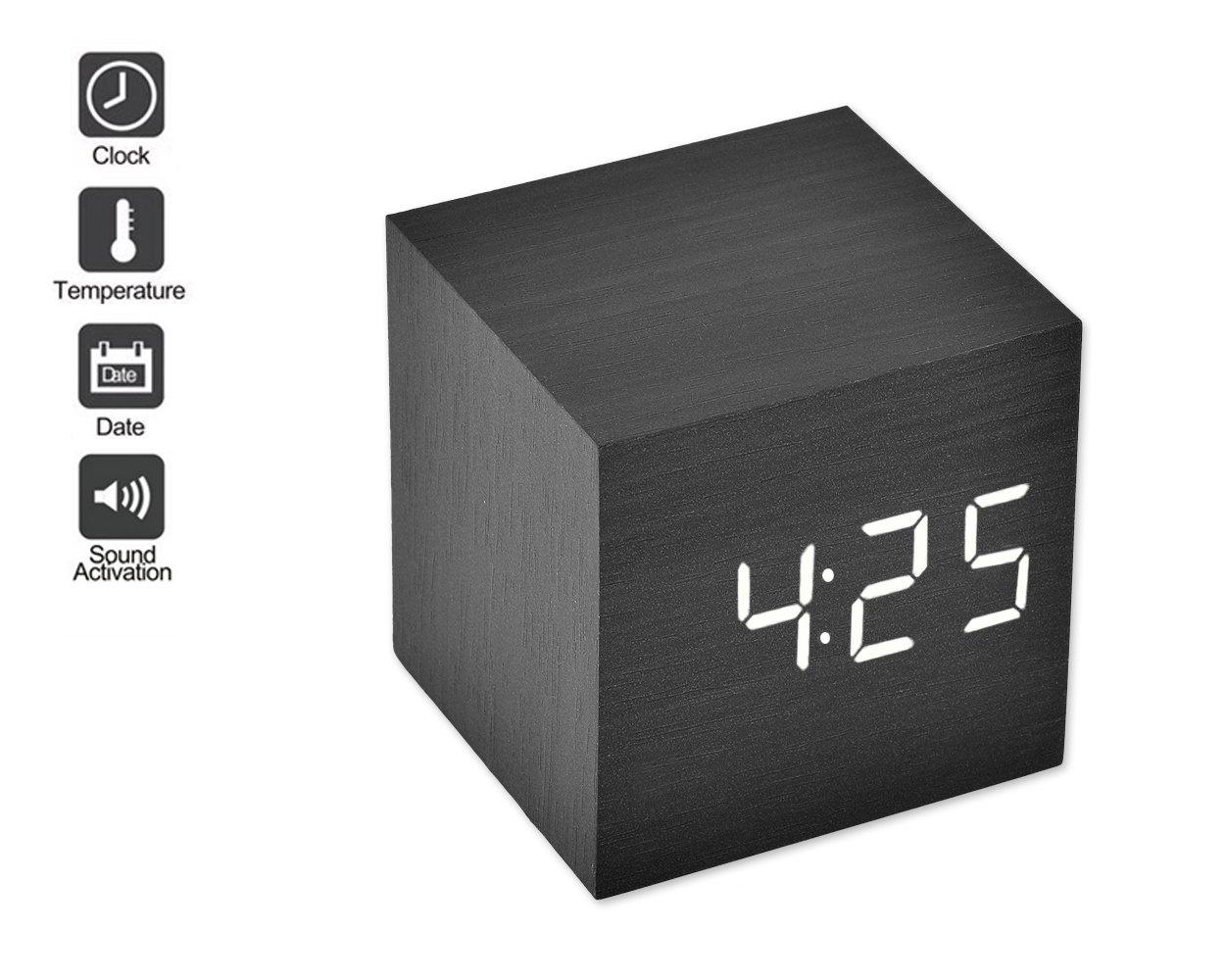Montre pendule horloge de bureau forme pellicule photo