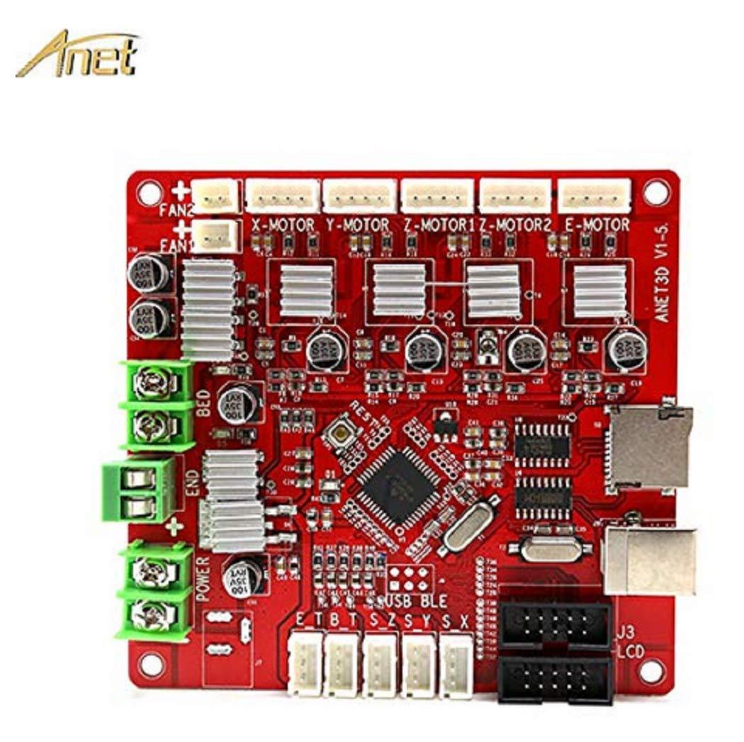 Anet V1.5 - Placa de control de repuesto para impresoras 3D Anet ...