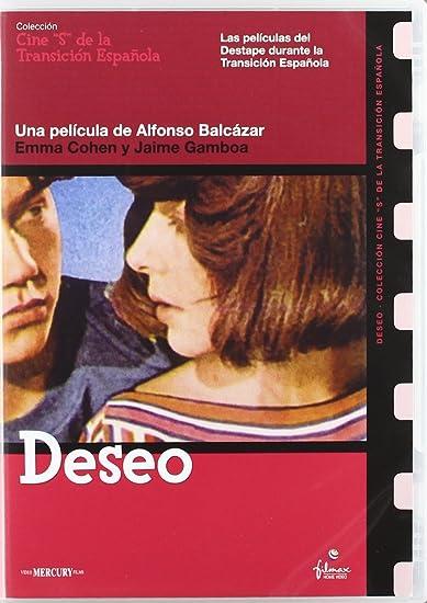 Deseo [DVD]: Amazon.es: Emma Cohen^Jaime Gamboa^Ángel Aranda ...