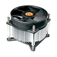 Thermaltake CPU Cooling Fan for Intel Core i7/i5/i3 CLP0556-B, Black