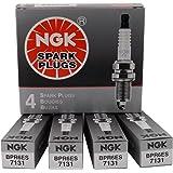 NGK (7131-4PK) Standard Spark Plug, (Pack of 4)