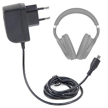 DURAGADGET Cargador (2 Amperios) Compatible con Auriculares ...