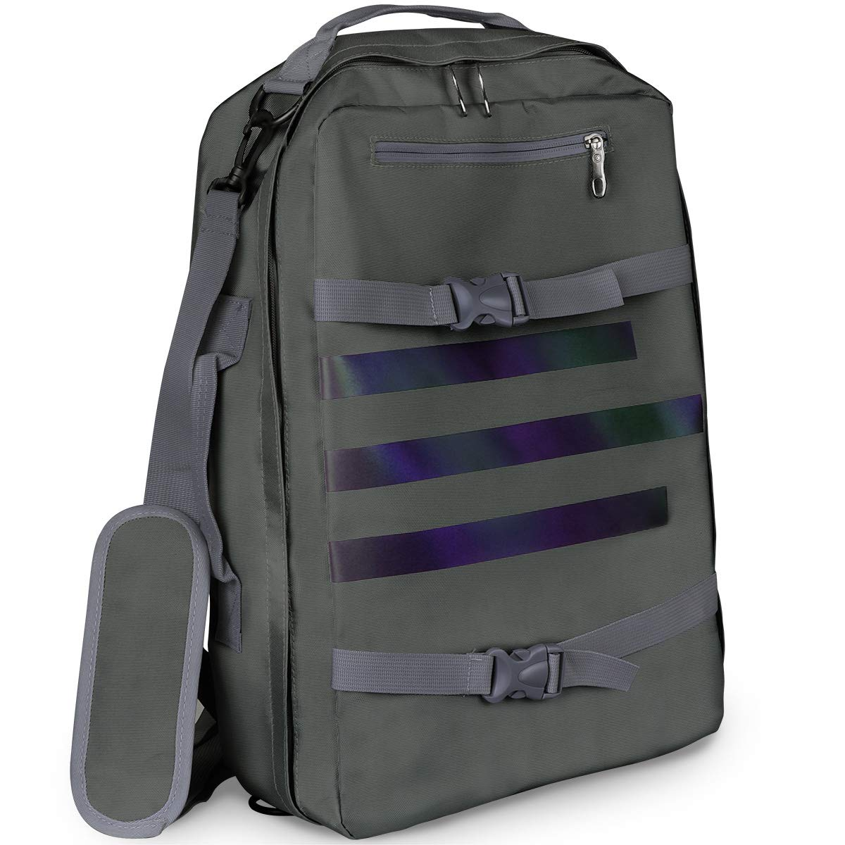 Backpack Unisex Casual Modern Bags Fashion School Backpack Lightweight Rucksack Large Capacity Outdoor Laptop Bags Dark Green