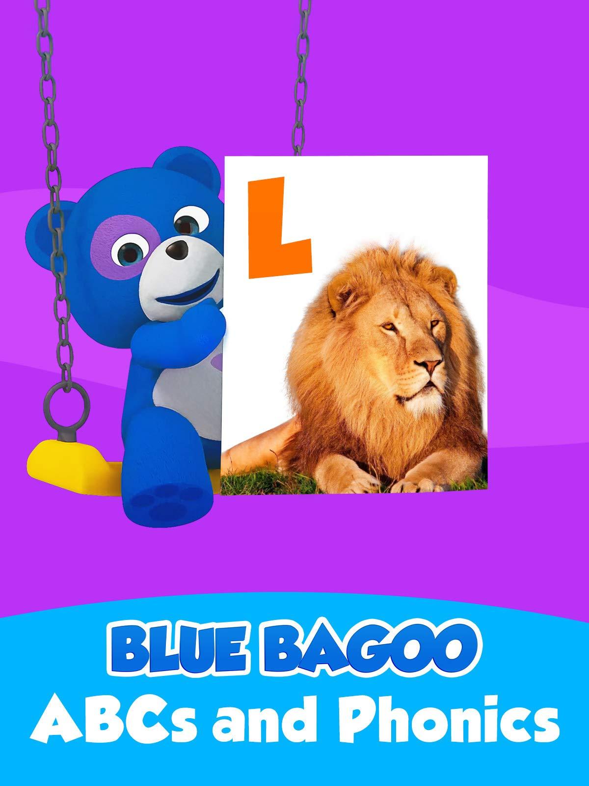 Blue Bagoo ABCs and Phonics