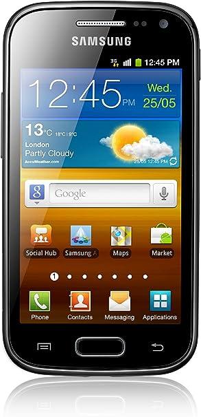 Samsung Galaxy Ace 2 GT-I8160 - Smartphone libre Android (pantalla ...