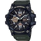 Casio G-Shock Analog-Digital Black Dial Men's Watch - GSG-100-1A3DR (G831)