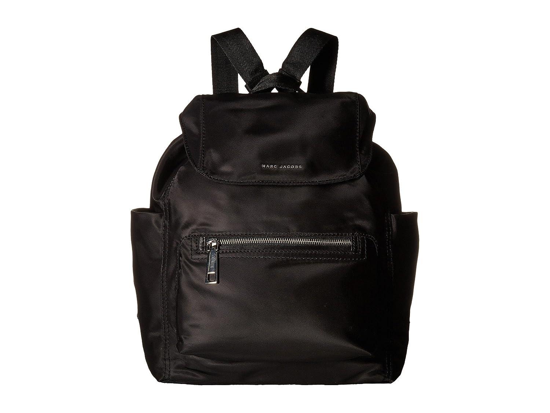 [マークジェイコブス] Marc Jacobs レディース Easy Backpack バックパック [並行輸入品] B01N78FYPB ブラック