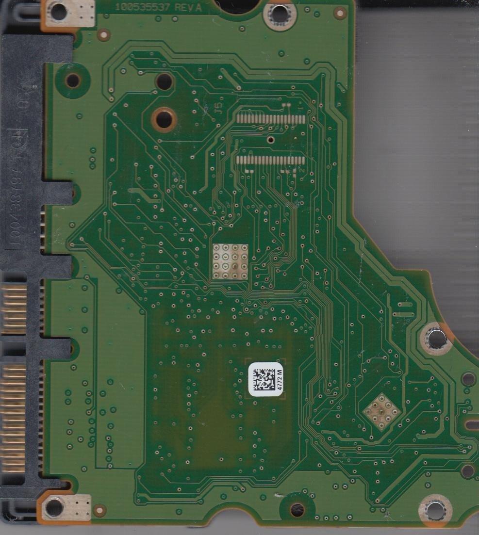 9tn158/ /301 st320005/42as Seagate SATA 3.5/circuito stampato 4772/m PCB cc34