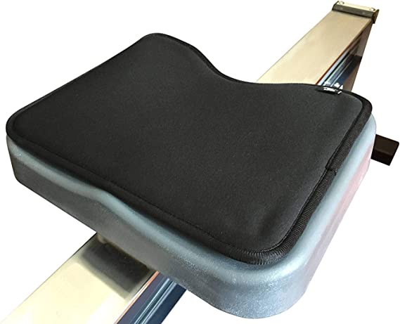 Hornet Watersports Rowing Machine Seat Cushion fits Perfectly Over Concept 2 Rowing Machine by