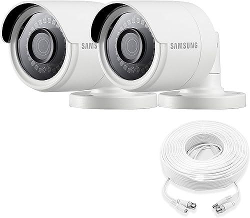 Samsung Wisenet SDC-89440BB-2PK