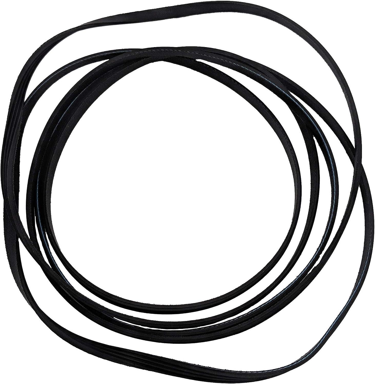 Supplying Demand 4400EL2001A Clothes Dryer Belt Fits LG 4400L20E01F, 4400EL2001C