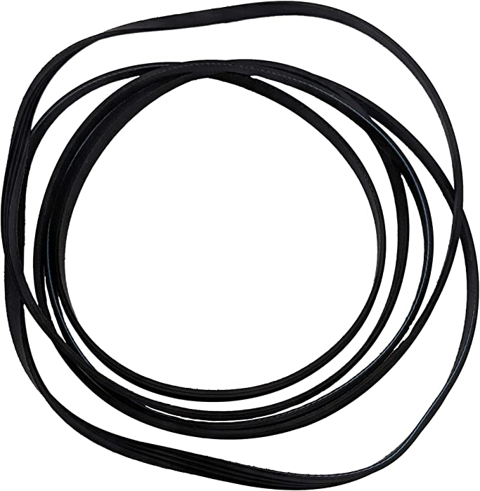 Supplying Demand 341241 Clothes Dryer Belt Fits Whirlpool 31531589 3394651