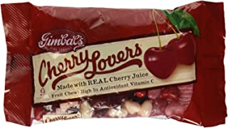 product image for Gimbal's Cherry Lovers Heart Shaped Candy Jelly Beans, 9 oz (Pack of 2)