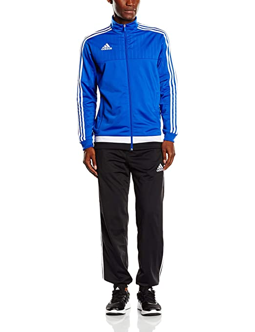 adidas Herren Sportanzug Tiro15 PES Suit