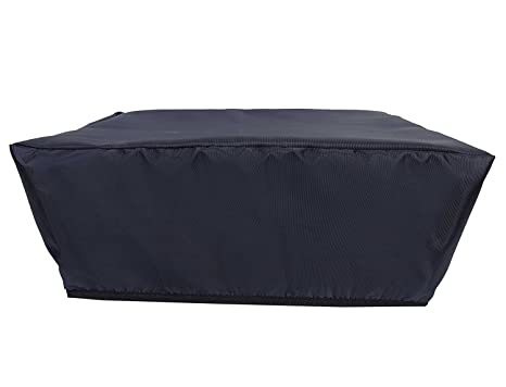 Tulsi Dust Proof Washable Printer Cover for HP DeskJet Ink Advantage 4675   Blue Printer Covers