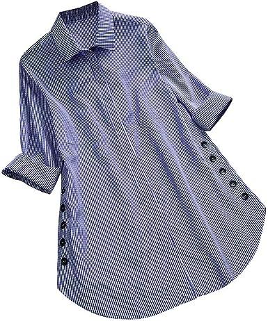 Blusas Mujer Tallas Grandes, Lunule Casual Camisa Suelta de Manga Larga Camiseta Blusa Tops para Mujer: Amazon.es: Ropa y accesorios