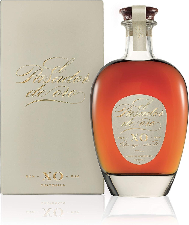 El Pasador de Oro Ron Xo - 700 ml