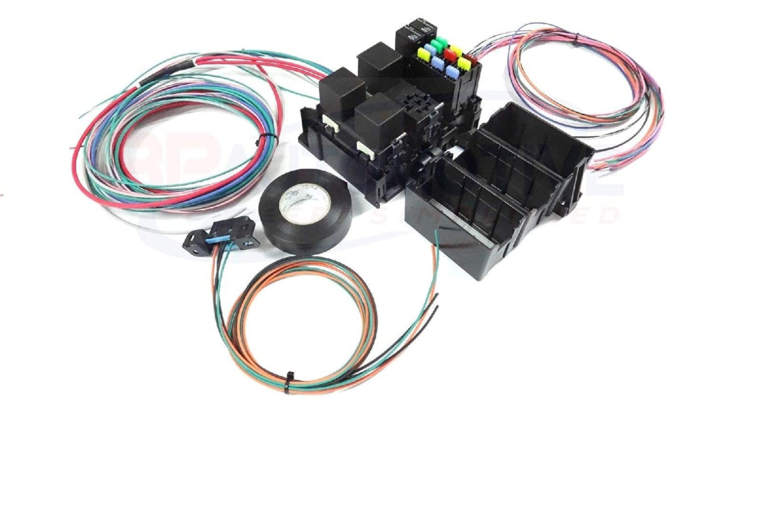 Ls1 Swap Wiring Harness Kit - Wiring Diagram Review Ls Engine Swap Wiring Harness on