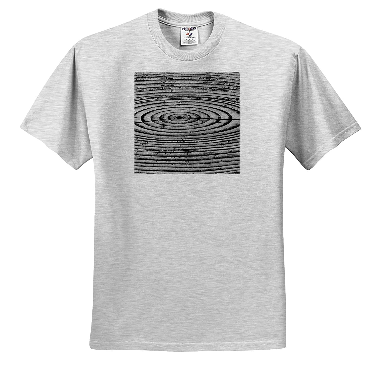 Abstracts ts/_314454 Wood Grain Pattern 3dRose Danita Delimont - Adult T-Shirt XL