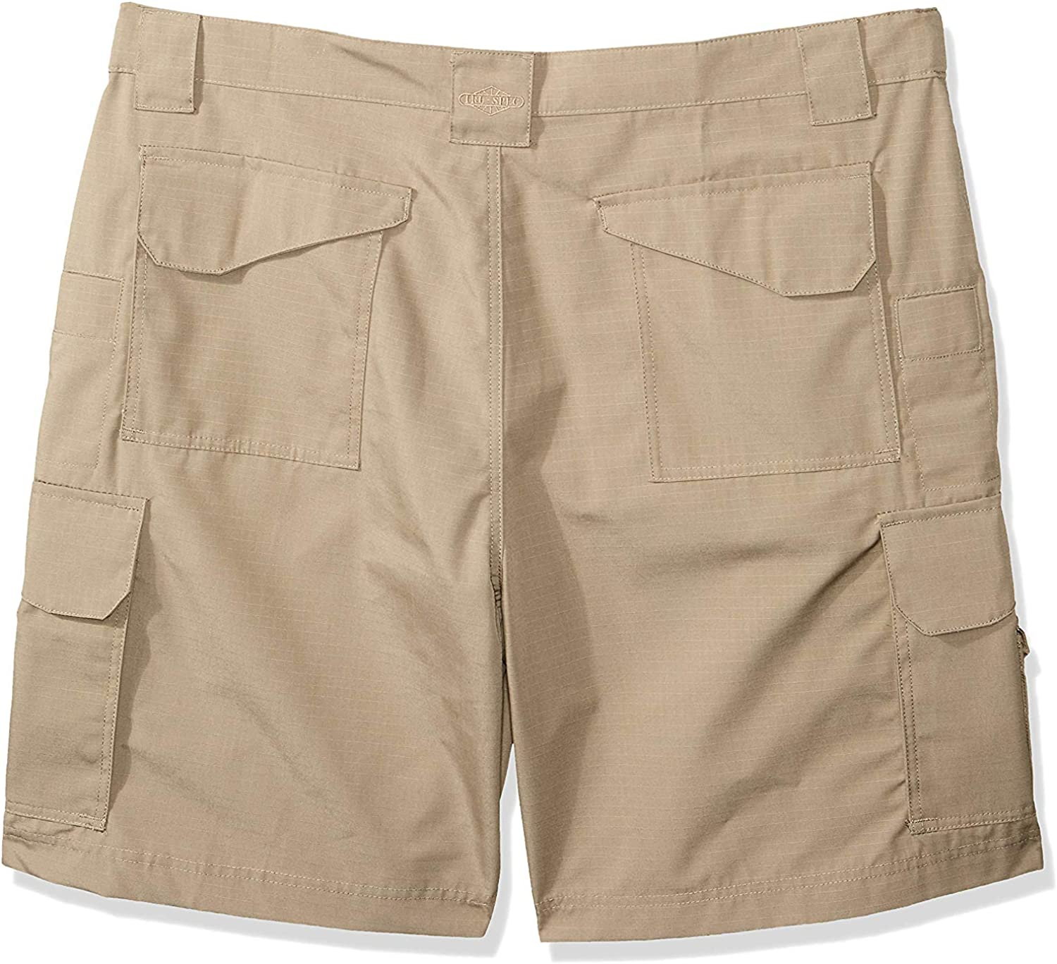 Tru-Spec Men's 24-7 Series Tactical Shorts, Stone Khaki