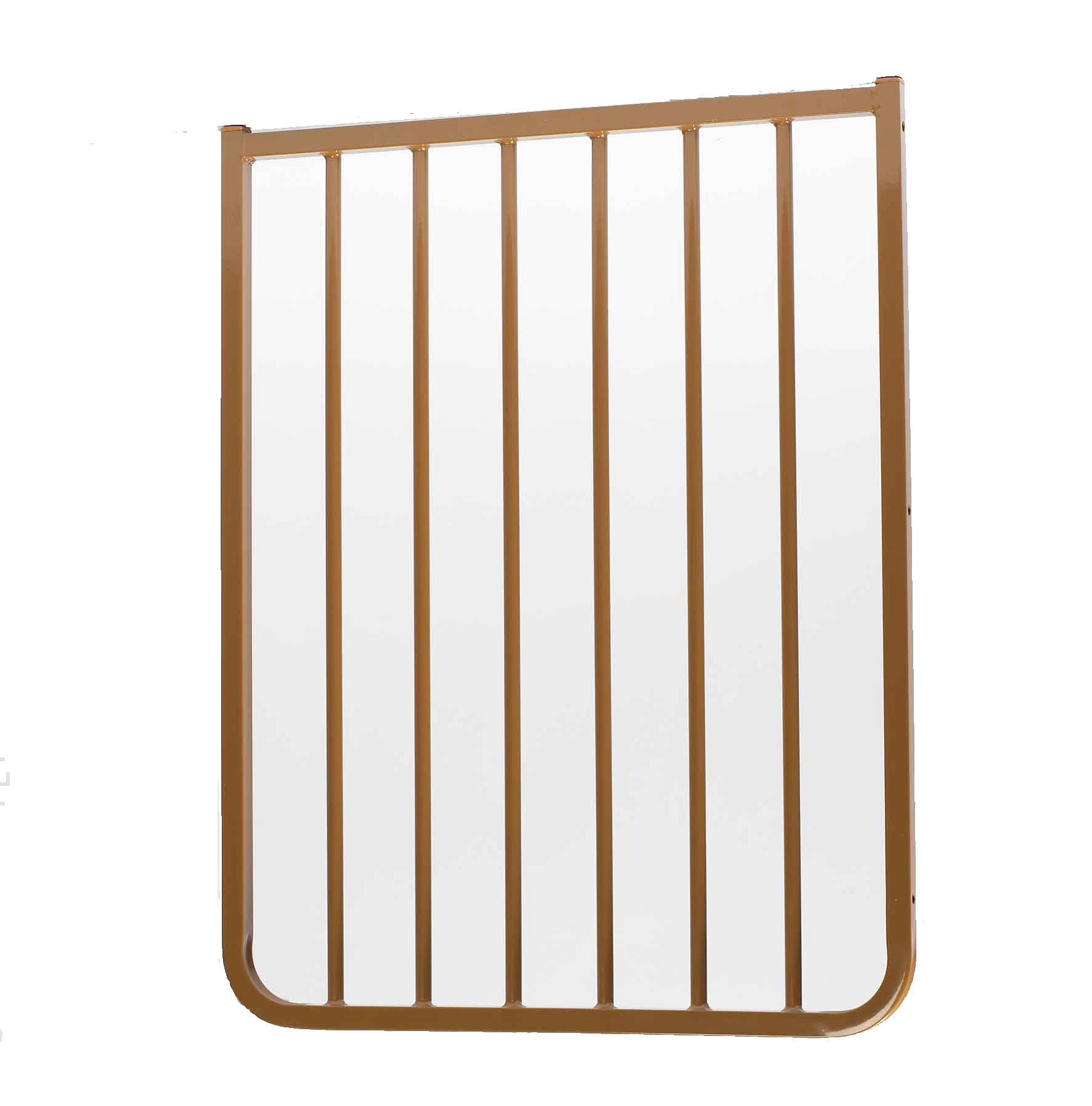Cardinal Gates Extension for Outdoor Child Safety Gate, Brown, 21.5'' by Cardinal Gates (Image #1)