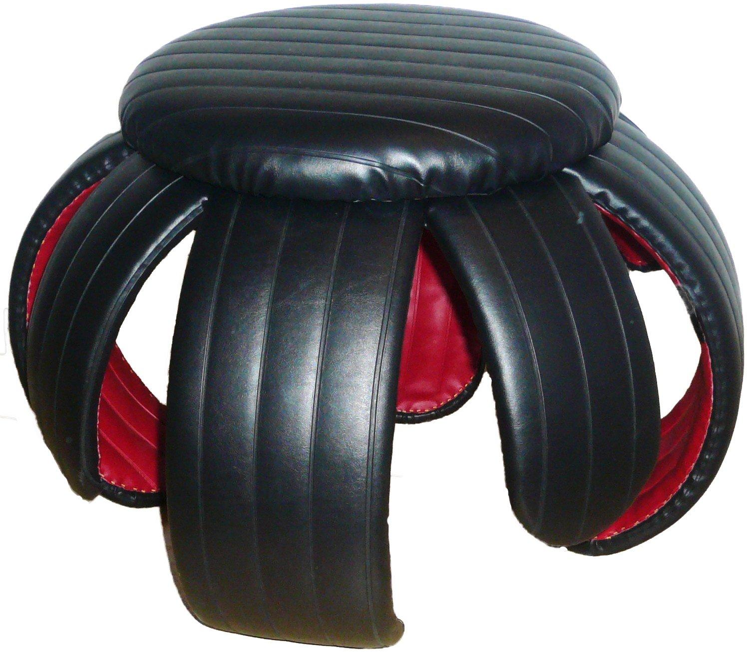 Lawson & Son's BlaSpiS-01 Black Spider Stool by Lawson & Son's