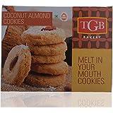 TGB Coconut Almond Cookies (200 Gm)