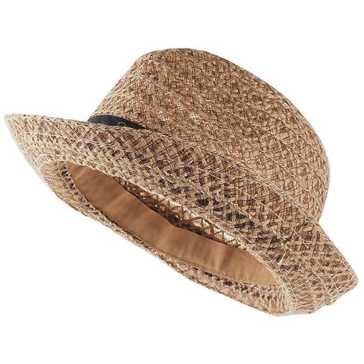 Women Sun Straw Hat Large Wide Brim Floppy Beach Wedding Bohemia Hats