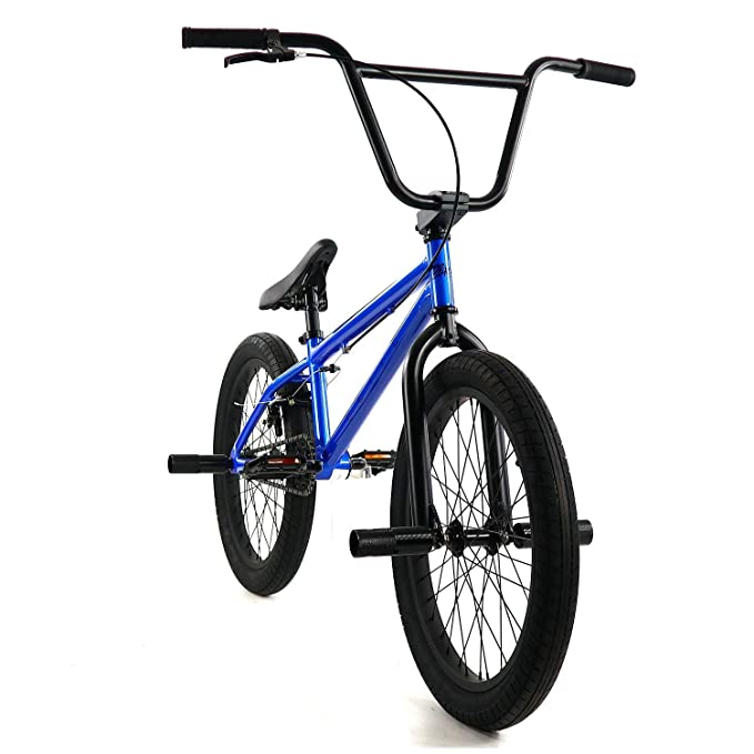 "Best BMX Bikes: Elite 20"" BMX Bicycle The Stealth Freestyle Bike"
