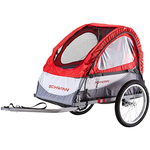 Portable Child Bicycle Trailer Fittings Tractor Head Useful Bike Attach #Cu3