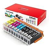 Galada Pgi-250xl Cli-251xl Ink Cartridges Compatible To Pixma Mx922 Mx722 Ip7220 Ip8720 Ix6820 Mg5420 Mg5422 Mg5520…