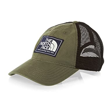 The North Face Mudder Trucker Cap - Burnt Olive Green  Amazon.co.uk ... 55b698aa9830