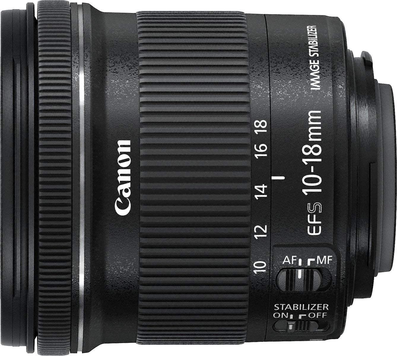 Canon Ultra Wide Angle Lens With Zoom Ef S 10 18 Mm F Camera Photo