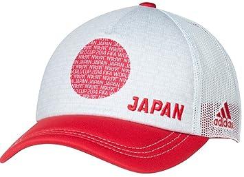 f491429b1f357 Japan Adidas 2014 FIFA World Cup Adjustable Mesh Back Trucker Hat ...