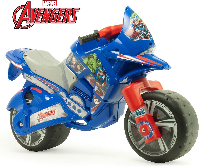 INJUSA – Moto Correpasillos Hawk XL de Avengers con Licencia ...