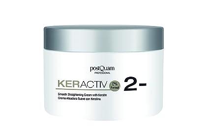 Crema Alisadora suave con Keratina Postquam - 200 ml