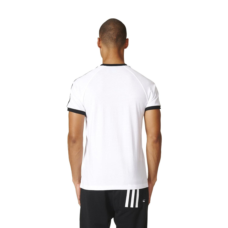 adidas Originals Hombre de Camiseta de California: ADIDAS: Amazon.es: Ropa y accesorios