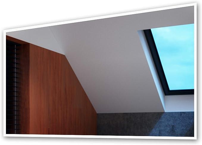 sur Mesure FORAM Moderne Miroir avec LED Illumination Salle de Bain avec Accessoires LED Lumineux Miroir avec /Éclairage int/égr/é L49