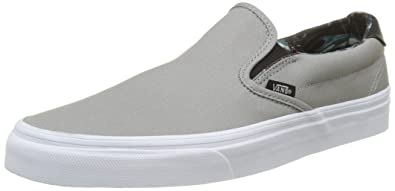 Vans Herren Ua Slip-on 59 Sneakers, Grau (C and L Dolphins/wild Dove ...