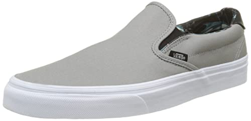 93fa110c03 Vans Unisex Slip-On 59 (C L) Dolphins and Wild Dove Loafers and Moccasins