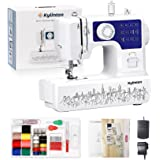 Kylinton Sewing Machine for Beginners Mini Sewing Machine for Kids, Electric Small Sewing Machine with Foot Pedal, 12 Built-i